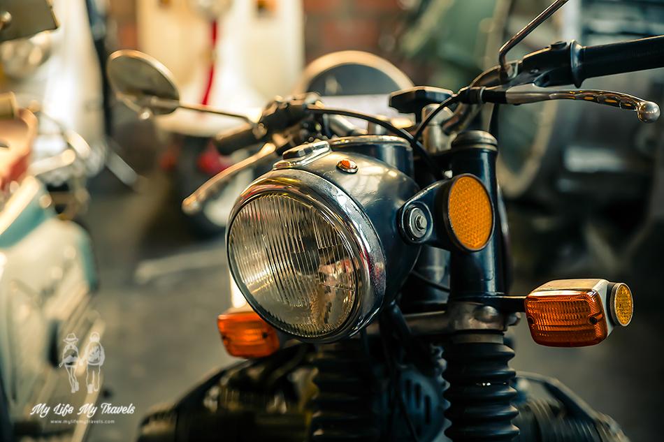 Motorcycle-headlights